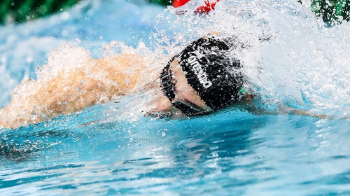 Jack McMillan is through to the 200m freestyle final