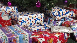 Buying wrapping paper 'just feels wrong' this year
