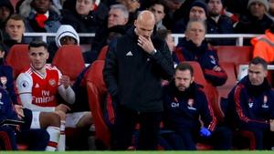 Freddie Ljungberg was left with plenty to ponder after Arsenal's defeat