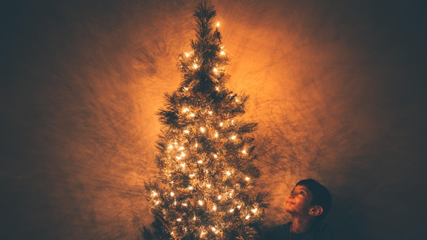 """""""This year, Christmas has come earlier to many homes, with reports of decorations being put up as early as Halloween."""" Photo: Getty Images"""