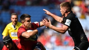 Conor Murray will start but Owen Farrell is one of several high-profile Saracens absentees