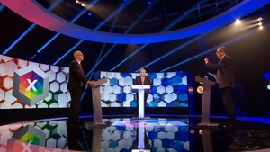 It was the last televised debate to be held ahead of the 12 December election