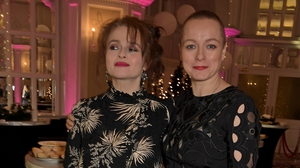 Helena Bonham Carter and Samantha Morton attend the Women in Film and TV Awards 2019