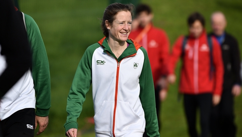 Sunday will mark Fionnuala McCormack's 16th appearance at the European Cross Country Championships