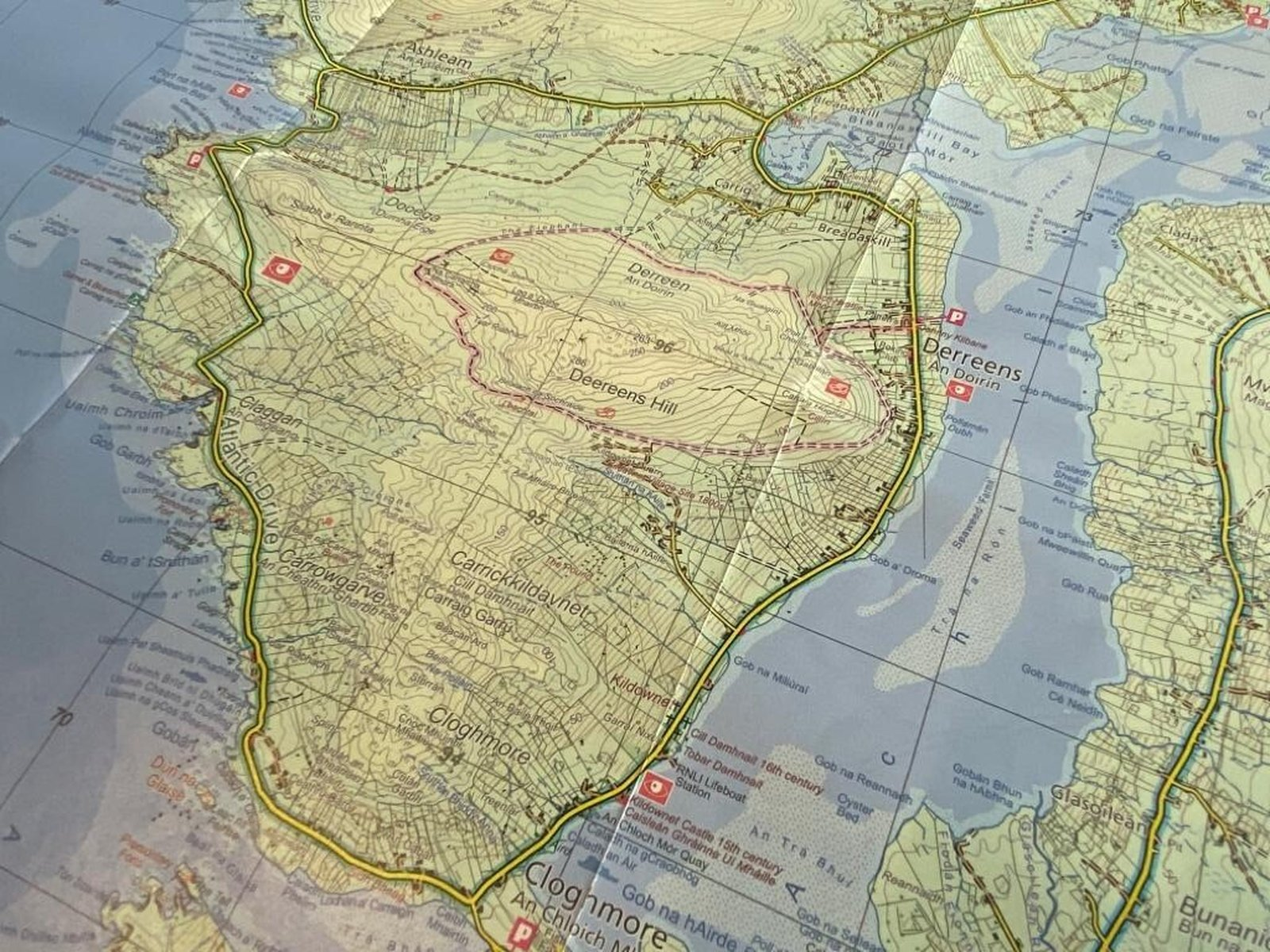 Image - Southeastern Achill