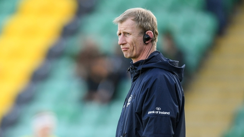 'We've been in this situation before where we've had a big win in Northampton and gone back to the Aviva been beaten'