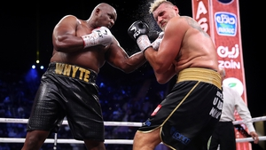 Dillian Whyte beat Mariusz Wach on a unanimous decision on the undercard of Joshua-Ruiz 2 at the weekend