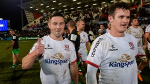 John Cooney was once again the Ulster match winner