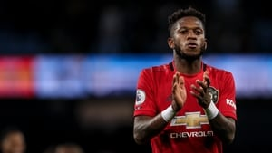 Fred has been supported by his manager this week