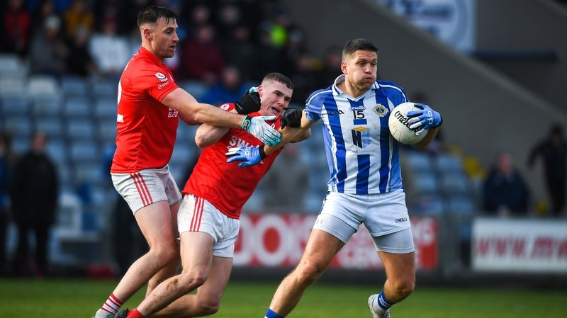 Keaney admits luck with Ballyboden in Leinster win