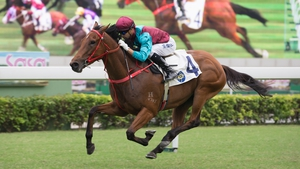 The ultra-consistent Beat The Clock won the third Group One race of his career at Sha Tin on Sunday morning