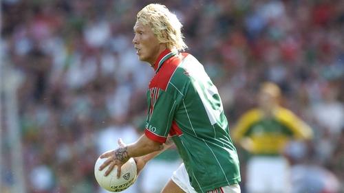 Ciaran McDonald had a 14-year inter-county career as a player