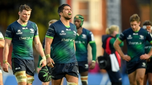 Connacht were well beaten in the end by Gloucester