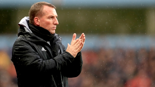 Brendan Rodgers managed Liverpool from 2012 to 2015