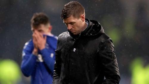 Steven Gerrard: 'The big moments have gone against us'