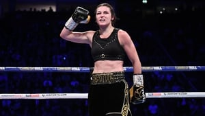 Katie Taylor has won all 15 of her professional bouts
