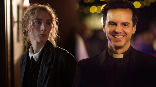 Saoirse Ronan and Andrew Scott - Nominated for their performances in Little Women and Fleabag respectively