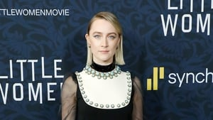 Saoirse turned heads in her Gucci look. Photo: Getty