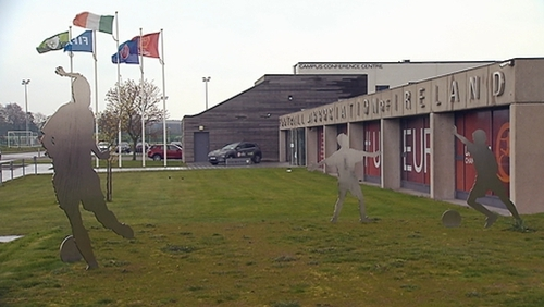 The documents were seized at the FAI's offices in Abbottstown last Friday
