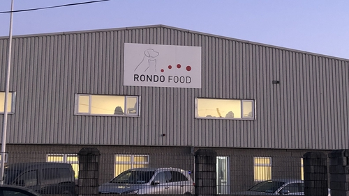 The Rondo Food plant in Arklow will close at the end of January