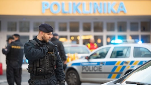 Six killed in Czech hospital shooting