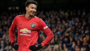 "Jesse Lingard: ""I'm training well, I'm doing the right things and the manager is happy, which is the most important thing."""