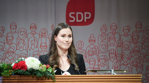 Sanna Marin is the world's youngest prime minister
