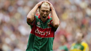 Ciarán McDonald played 14 years for Mayo and recently has been involved with the Mayo U14s and U15s in the academy