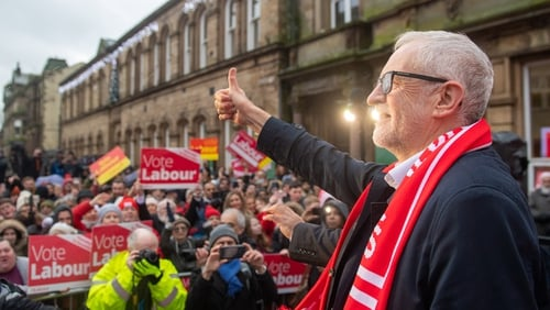 At the last general election in 2017, 66% of voters aged 18 and 19 voted Labour