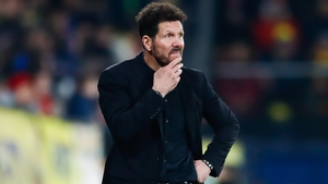 Diego Simeone's tenure as Atletico Madrid boss has hit a sticky patch for the first time since he took the reins in 2011