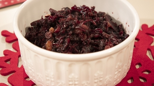 Kevin Dundon's Slow-Cooked Red Cabbage & Port.