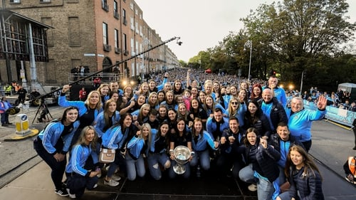 All-Ireland Ladies Senior Football champions Dublin will face competition from Donegal and Waterford in the group stages