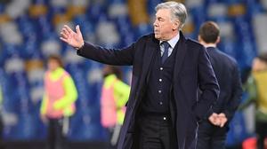Carlo Ancelotti guided Napoli to a second-place finish in Serie A last season