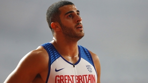 Adam Gemili has spoken out on the IOC's protest ban