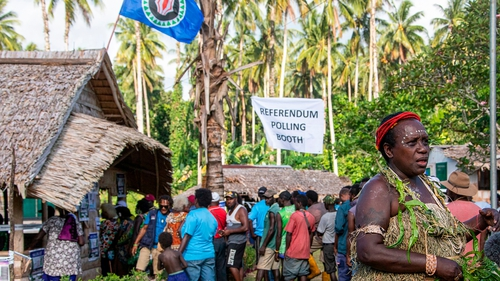 Vote count complete after Bougainville referendum on independence from Papua New Guinea