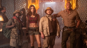 The laughs keep coming in Jumanji: The Next Level
