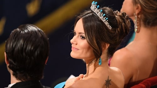 Sweden's Princess Sofia updates wedding tiara for a second time. Photo: Getty