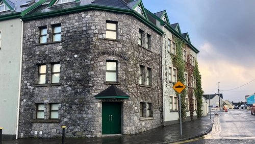 Clare Lodge will provide accommodation for 64 asylum seekers