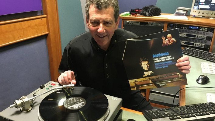 Lorcan Murray explores new vinyl releases on Classic Drive