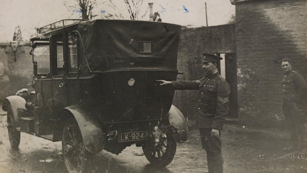 Century Ireland Issue 168 - Lord French's Car, National Library of Ireland
