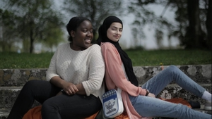Natasha Maimba and Minahil Sarfraz.
