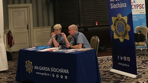 About 60 gardaí attended the conference on coercive control in Letterkenny