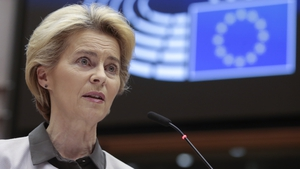 EU Commission President Ursula Von der Leyen said it is up to member states to sign the contracts