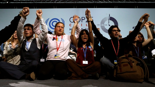UN climate conference opens in Madrid