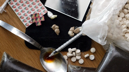 One person a day died of drugs overdose in 2017 - HRB