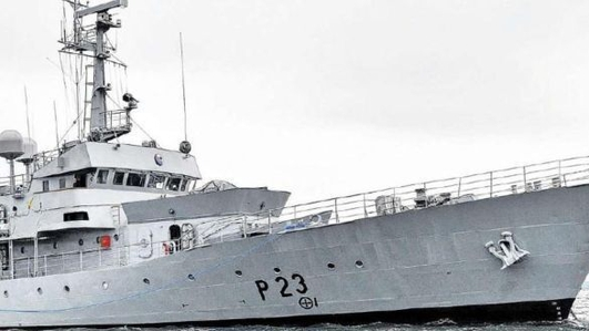 Libyan warlord paid €1.35m for ex-Irish Naval vessel