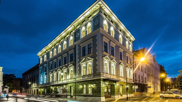 The team behind Hotel Indigo have lovingly restored this 19th Century building, left to rot in the Communist era (Hotel Indigo/PA)