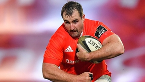 James Cronin has featured in six of the province's seven Pro14 fixtures, and all three of their Champions Cup fixtures