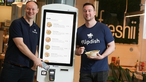 Flipdish founders brothers Conor and James McCarthy