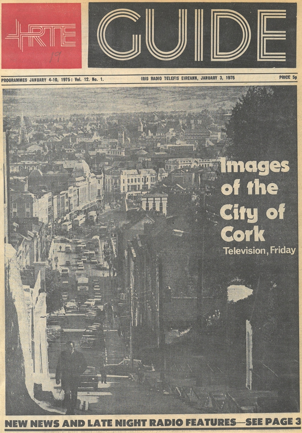 RTÉ Guide, 3 January 1975